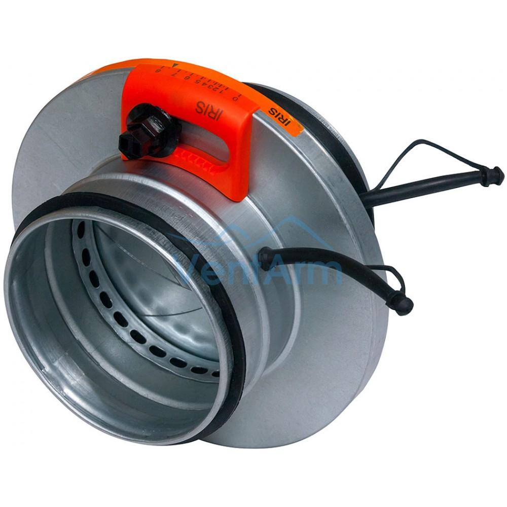 Ирисовый клапан расхода воздуха Airone IRIS 250