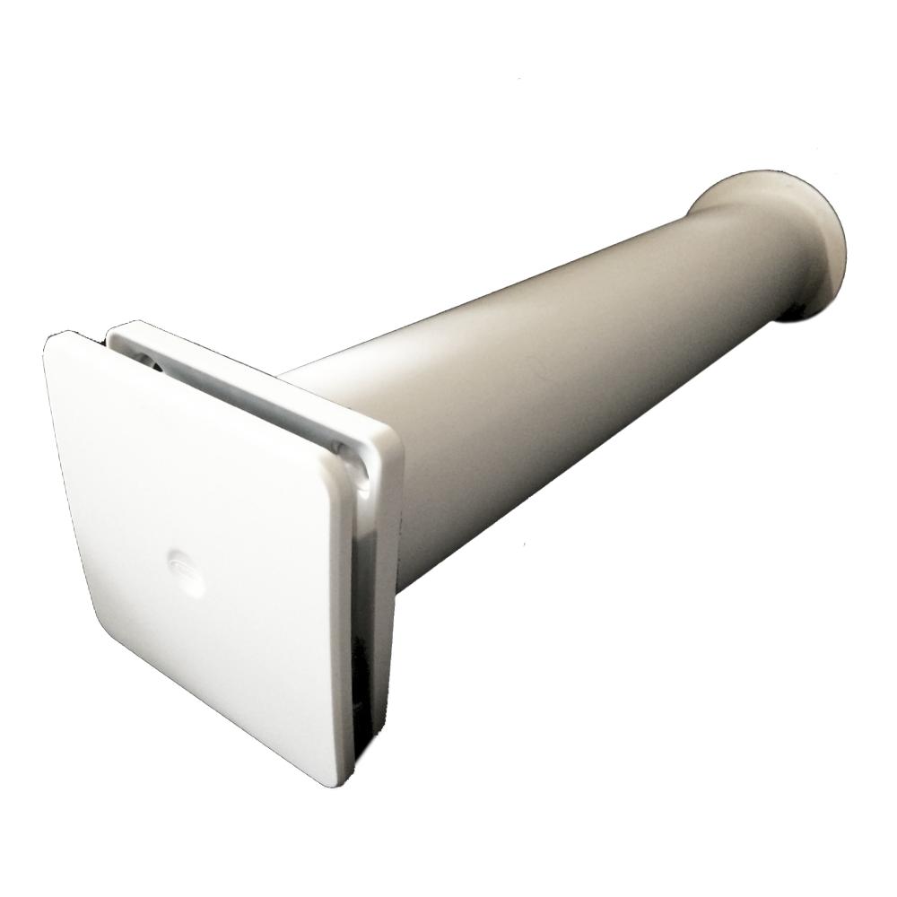 Приточный клапан инфильтрации воздуха Airone КИВ К1 125/1000