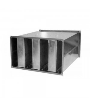 (Аirone) Шумоглушитель для прямоугольных воздуховодов ГПП 1000х500/1000