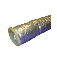 (Аirone) Воздуховод гибкий теплоизолированный алюминиевый COHO A2  (HARD) 506