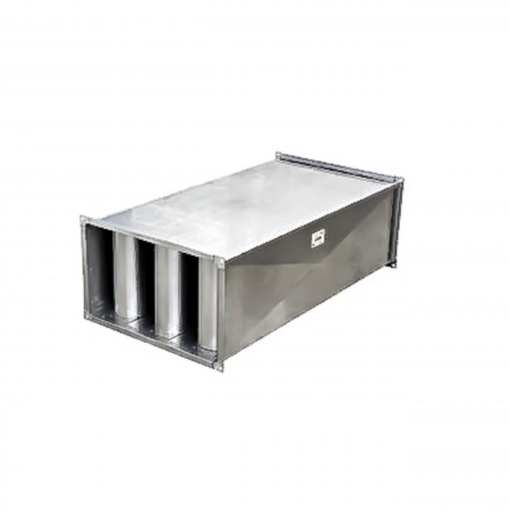Шумоглушители для прямоугольных воздуховодов Арктос RSA 400x200/1000M1