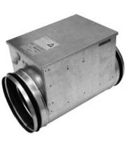 Электрический нагреватель для круглых воздуховодов Арктос PBEC 125/3