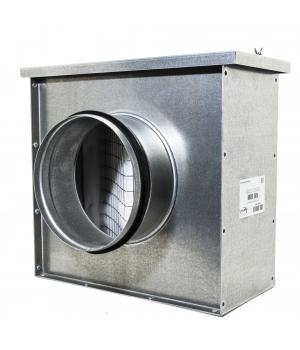 Воздушный фильтр для круглых воздуховодов Арктос ФЛК 100 М1