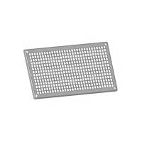 Защитные решетки для прямоугольных каналов АРКТОС БСР 1000x500