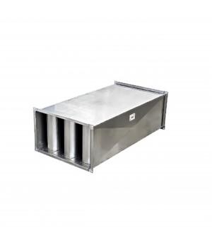 Шумоглушители для прямоугольных воздуховодов Арктос RSA 1000x500/1000M1