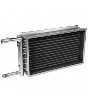 Водяной нагреватель для прямоугольных каналов Polar Bear PBAS 1000х500-2-2.5