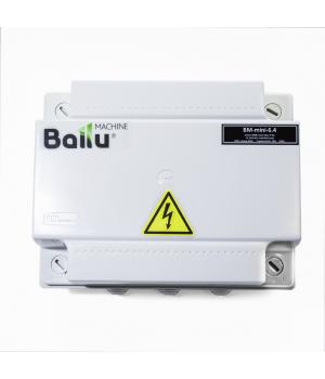 Шкаф управления для приточных систем с электронагревателем Ballu BM-Mini-6.4