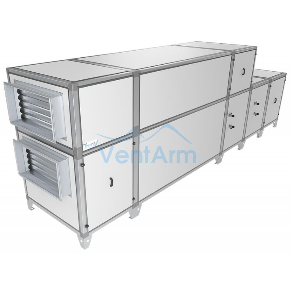 Приточно-вытяжная установка Breezart 16000 Aqua RP W PB (без стоимости смесит. узла)