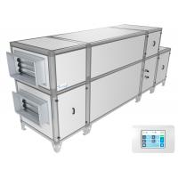 Приточно-вытяжная установка Breezart 10000 Aqua RP PB (без стоимости смесит. узла)