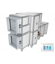 Приточно-вытяжная установка Breezart 12000 Aqua RR F (без стоимости смесит. узла)