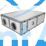 Приточно-вытяжная установка Breezart 1000 Lux RP SB 4.8 380В