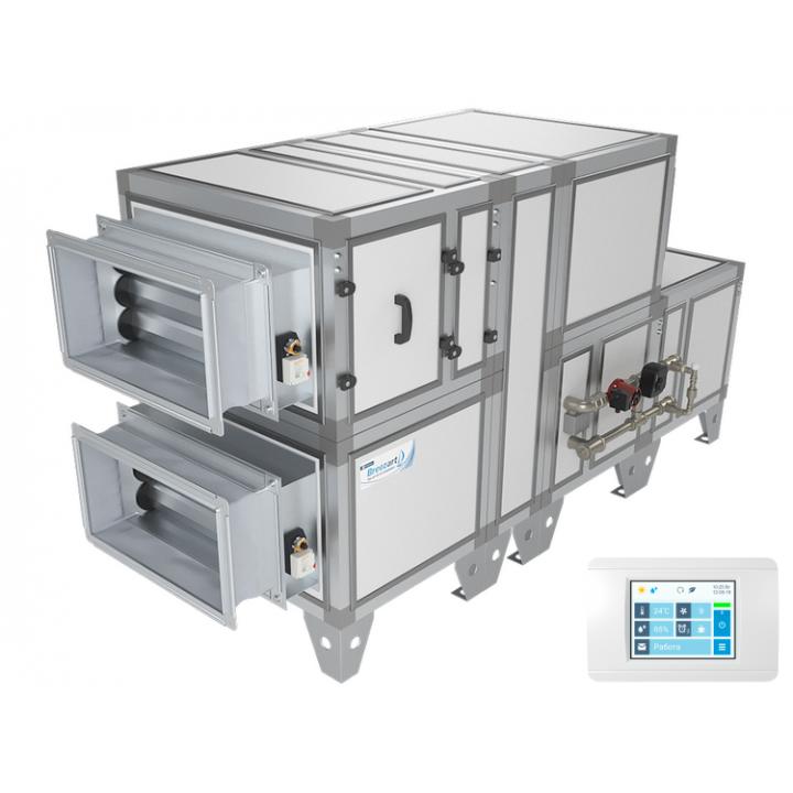 Приточно-вытяжная установка Breezart 2700 Aqua RR