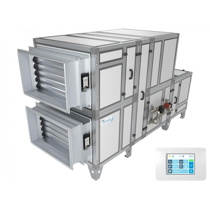 Приточно-вытяжная установка Breezart 4500 Aqua RR