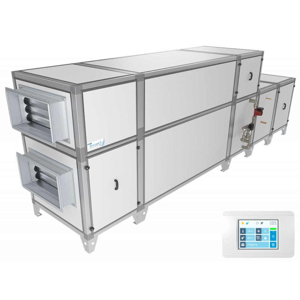Приточно-вытяжная установка Breezart 8000 Aqua RP F PB