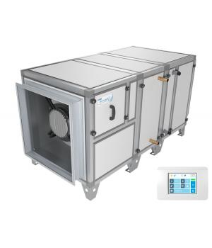 Приточная установка Breezart 12000 Aqua F (без стоимости смесит. узла)