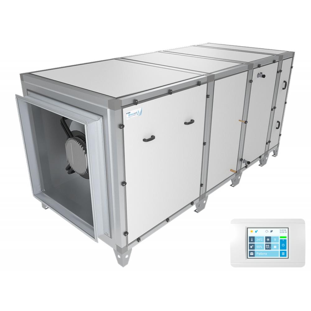 Приточная установка Breezart 20000 Aqua F (без стоимости смесит. узла)