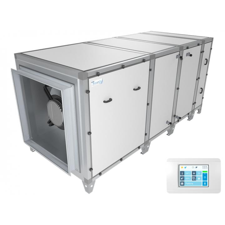 Приточная установка Breezart 20000 Aqua W (без стоимости смесит. узла)