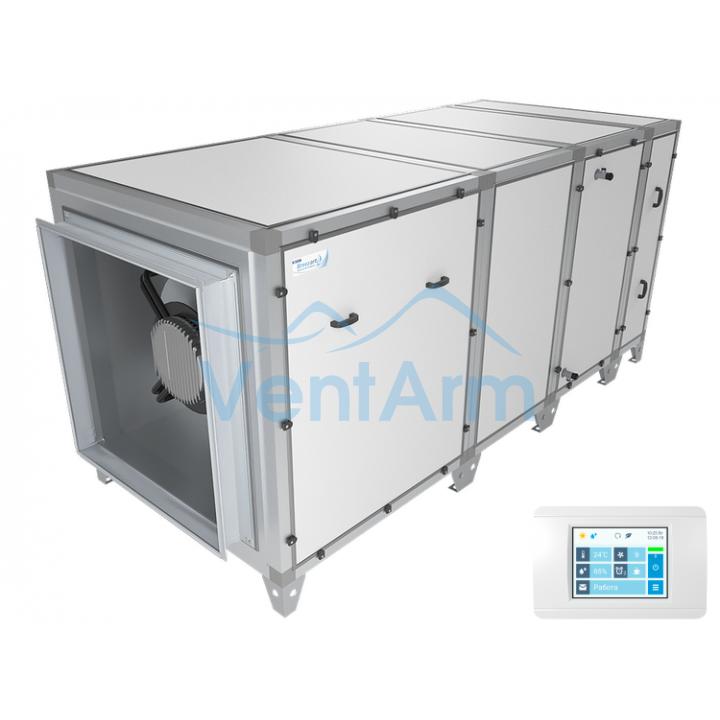 Приточная установка Breezart 25000 Aqua (без стоимости смесит. узла)