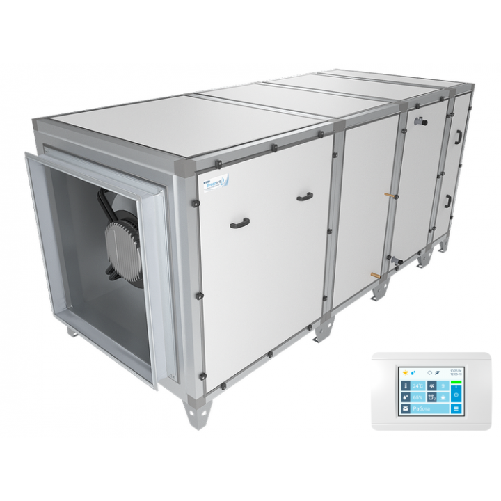 Приточная установка Breezart 30000 Aqua F (без стоимости смесит. узла)