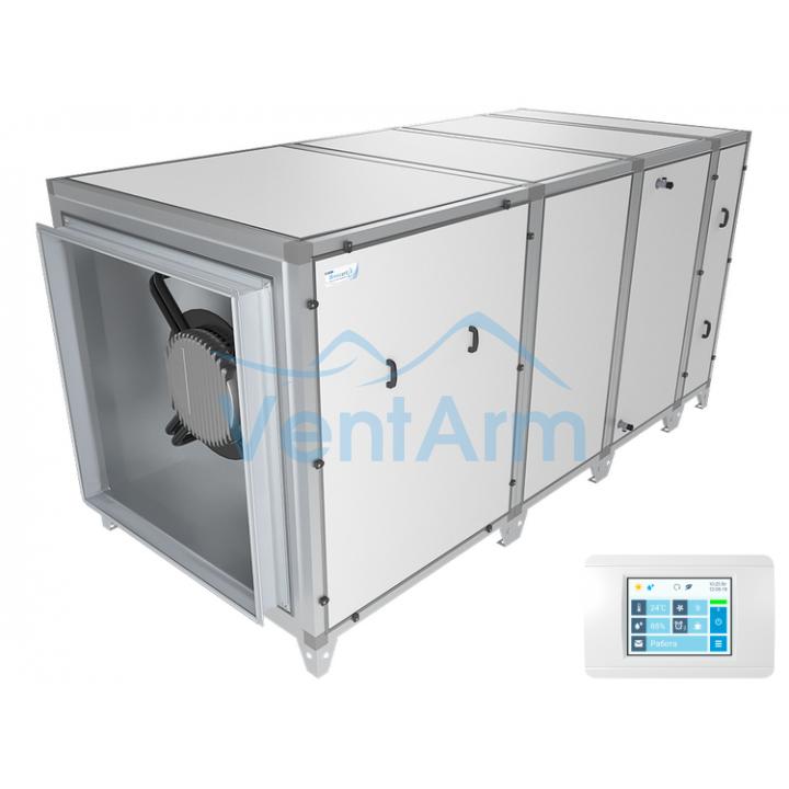 Приточная установка Breezart 35000 Aqua (без стоимости смесит. узла)
