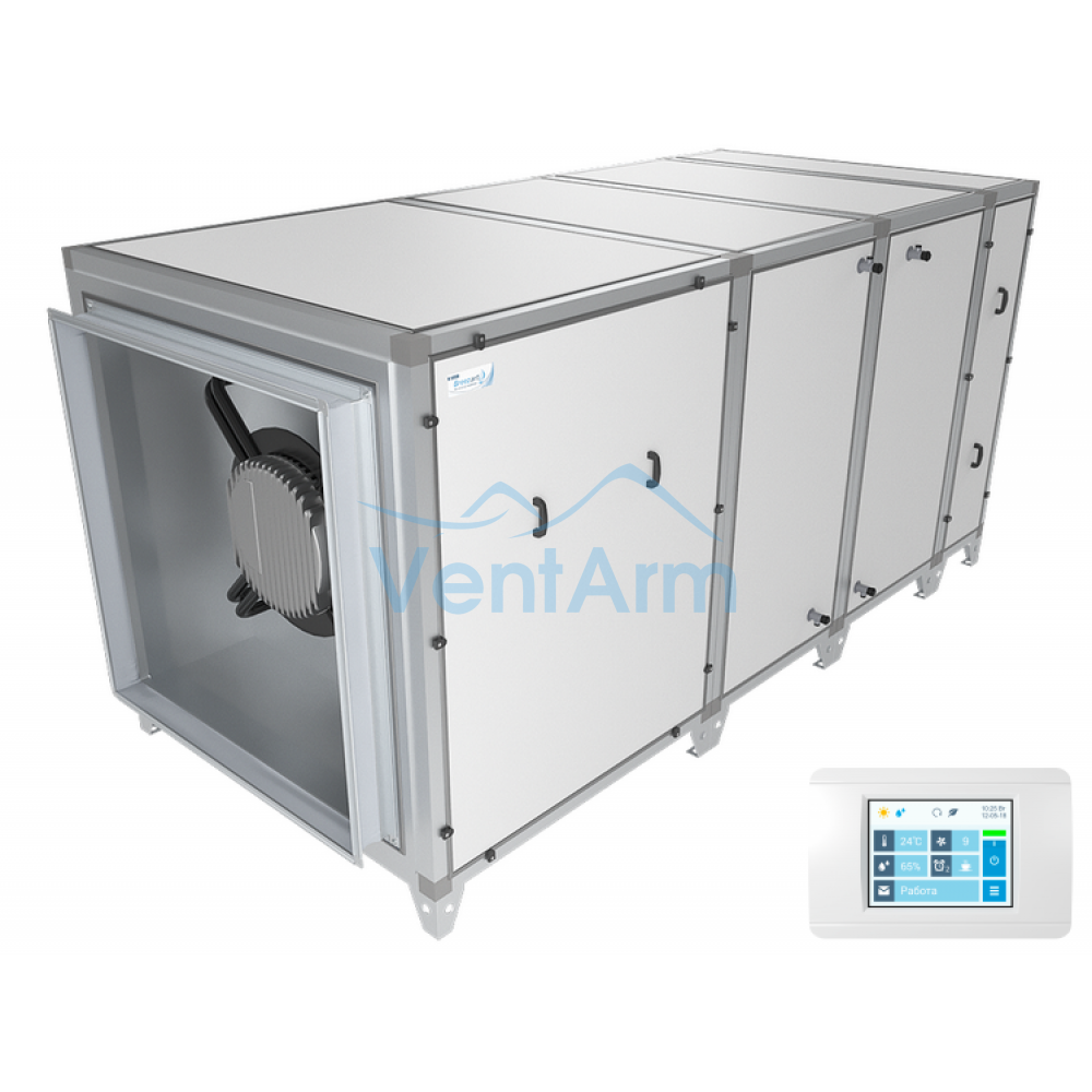 Приточная установка Breezart 35000 Aqua W (без стоимости смесит. узла)