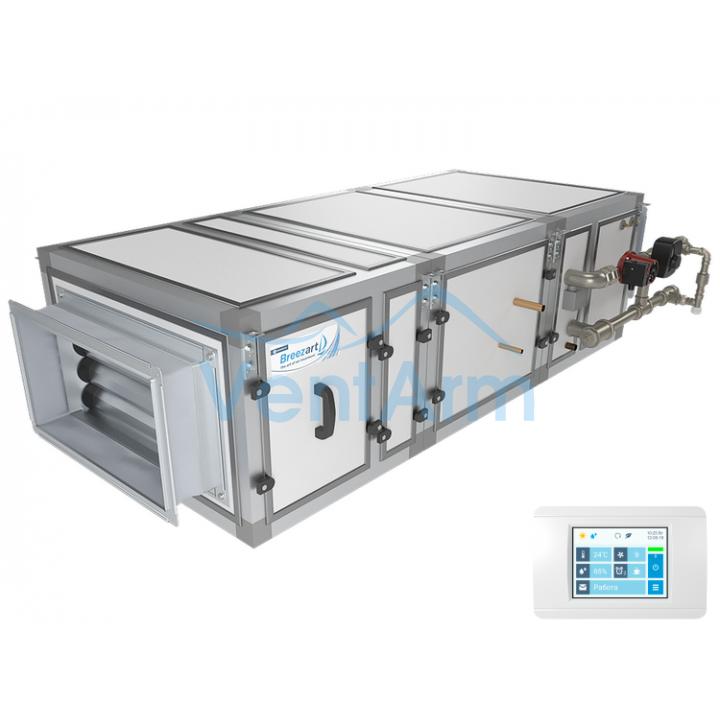 Приточная установка Breezart 3700 Aqua F