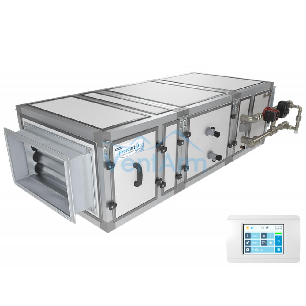 Приточная установка Breezart 2700 Lux W 22.5