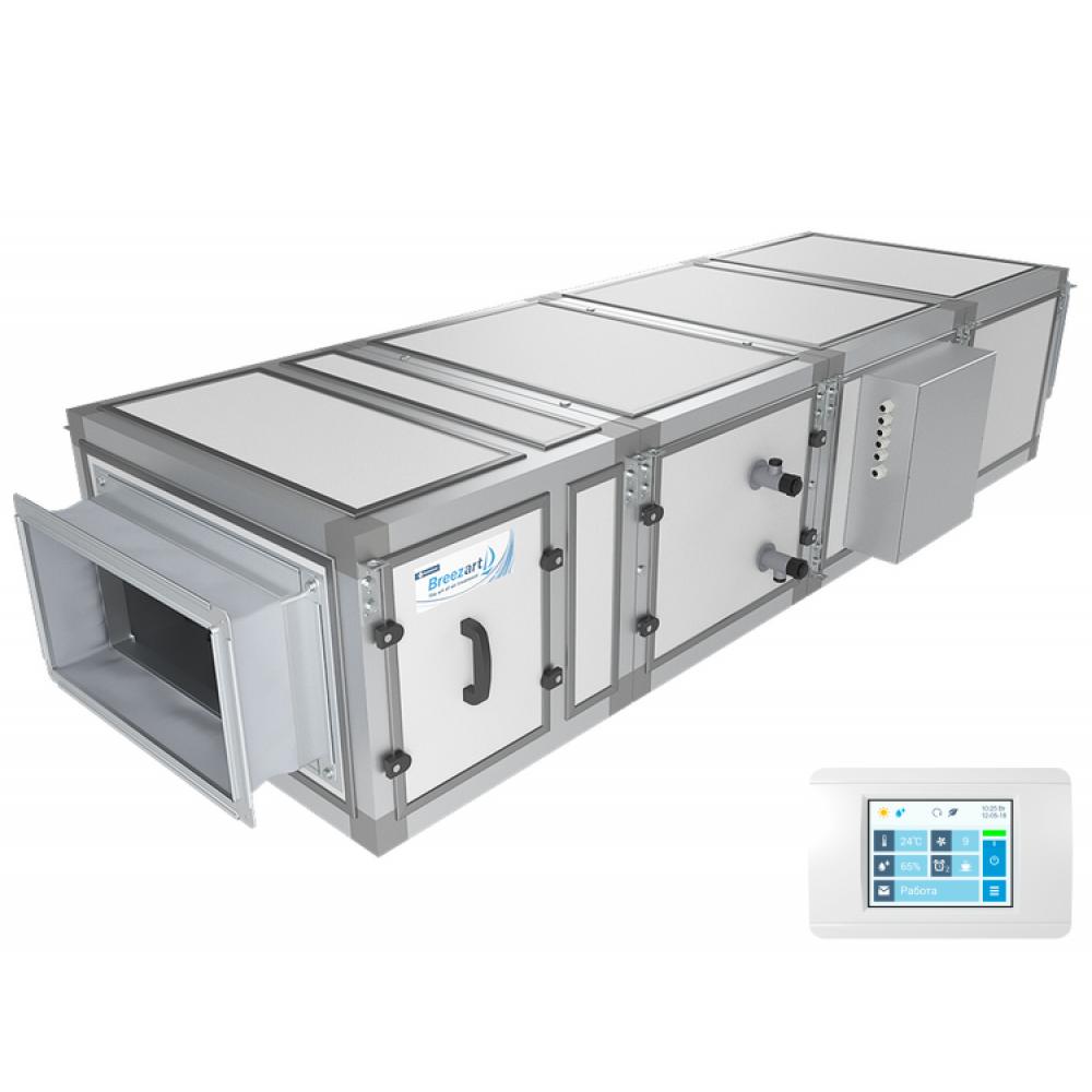 Приточная установка Breezart 2700 Lux W 37.5