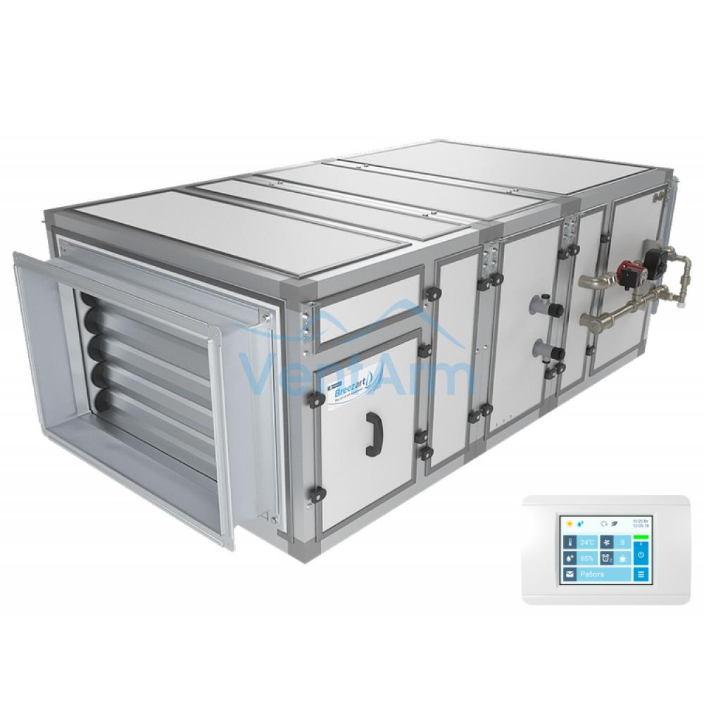 Приточная установка Breezart 4500 Aqua W