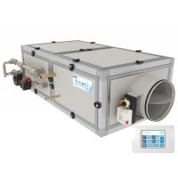 Приточная установка с фреоновым охладителем Breezart 1000 Aqua Pool F
