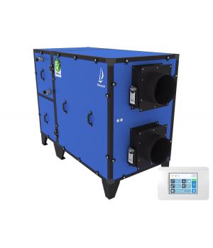 Приточно-вытяжная установка Breezart 1000 Aqua Pool SM