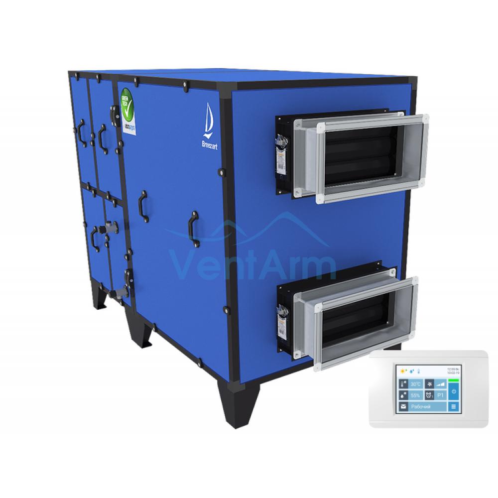 Приточно-вытяжная установка с тепловым насосом Breezart 2000 Aqua Pool DH