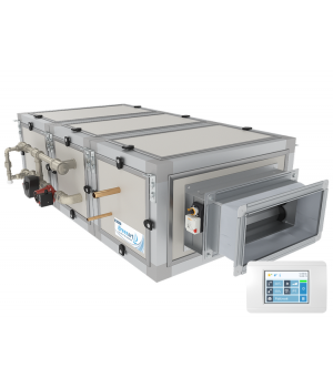 Приточная установка с фреоновым охладителем Breezart 2000 Aqua Pool F