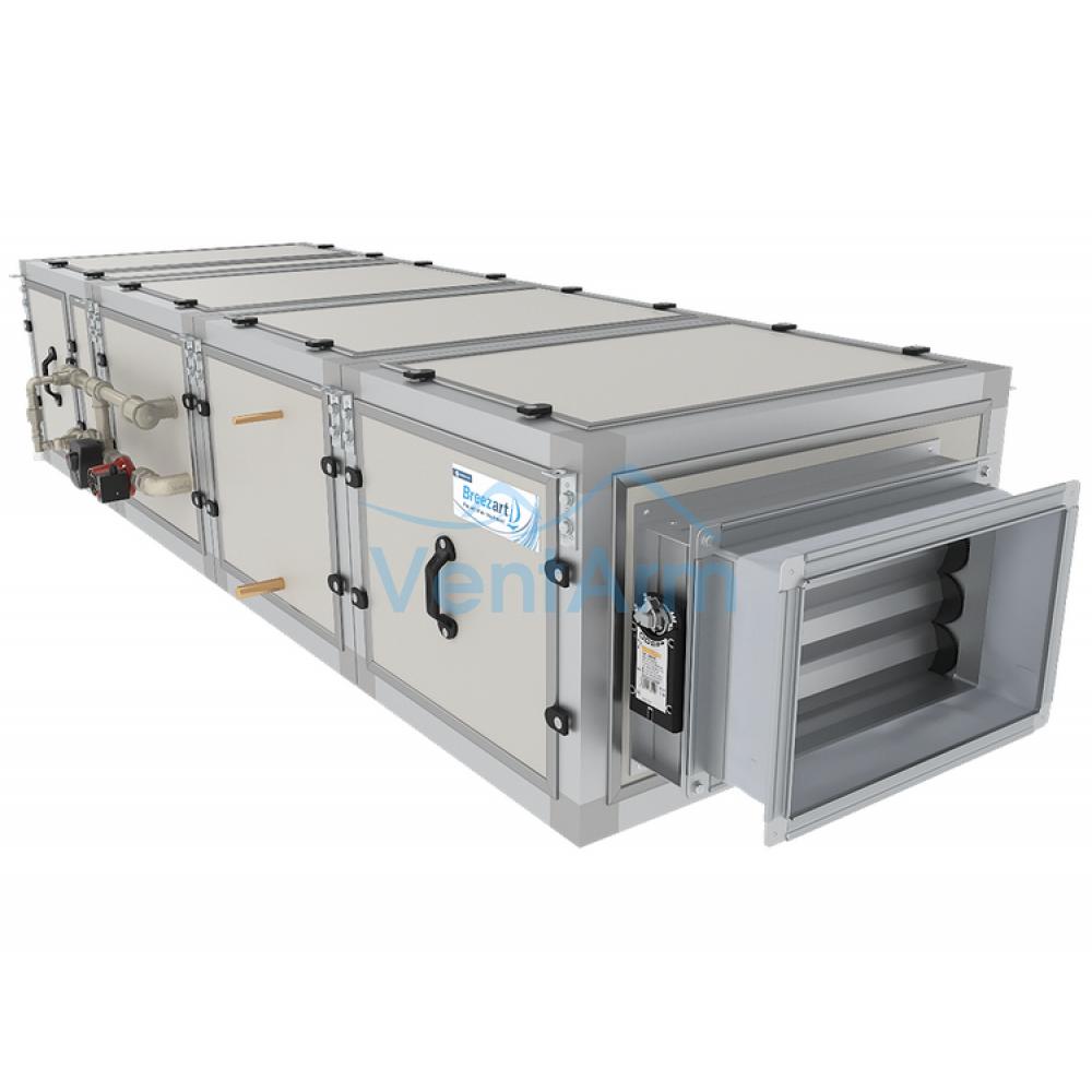 Приточная установка с фреоновым охладителем Breezart 2700 Aqua Pool F