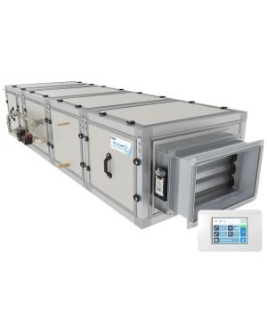Приточная установка с фреоновым охладителем Breezart 3700 Aqua Pool F