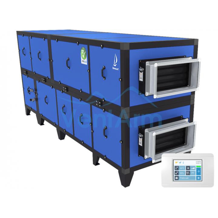 Приточно-вытяжная установка с рекуператором Breezart 3700 Aqua Pool RP