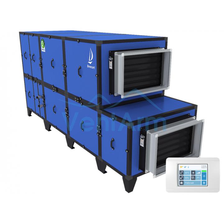 Приточно-вытяжная установка с тепловым насосом Breezart 4500 Aqua Pool DH