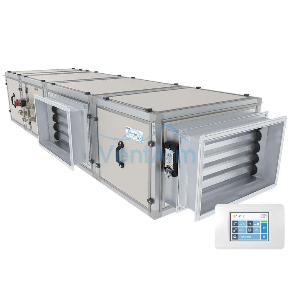 Приточно-вытяжная установка с камерой смешения Breezart 4500 Aqua Pool Mix