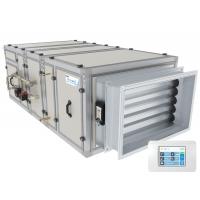 Приточная установка с фреоновым охладителем Breezart 6000 Aqua Pool F