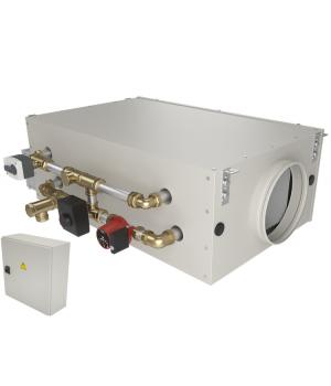 Секция увлажнителя с водяными нагревателями Breezart 1000 Humi Aqua P