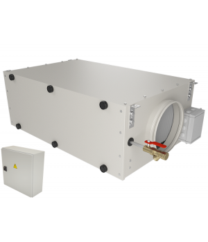 Секция увлажнителя с электрическим нагревателем Breezart 1000 Humi EL