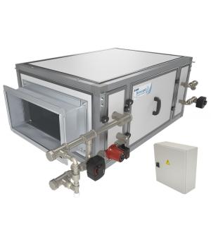 Секция увлажнителя с водяными нагревателями Breezart 3500 Humi Aqua P