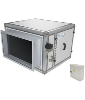 Секция увлажнителя с водяным нагревателями Breezart 6000 Humi Aqua
