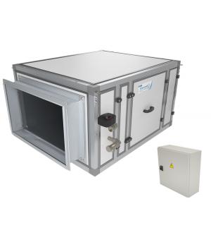 Секция увлажнителя с водяным нагревателями Breezart 8000 Humi Aqua