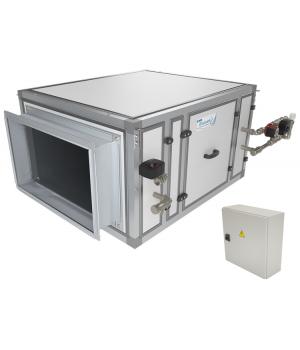 Секция увлажнителя с водяными нагревателями Breezart 8000 Humi Aqua P
