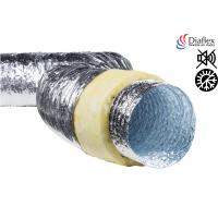 Гибкие воздуховоды теплозвукоизолированные Diaflex SonoDF-S 254 мм