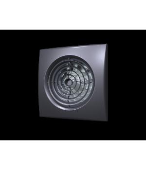 Бытовой вентилятор осевой DiCiTi AURA 4C Dark gray metal D100