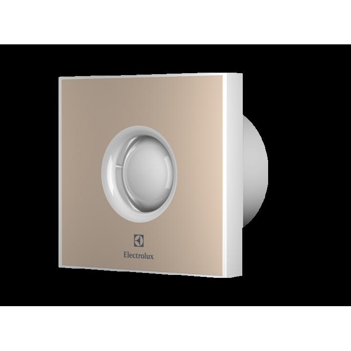 Вытяжной вентилятор Electrolux EAFR-120TH beige 20 Вт