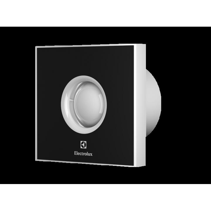 Вытяжной вентилятор Electrolux EAFR-120TH black 20 Вт