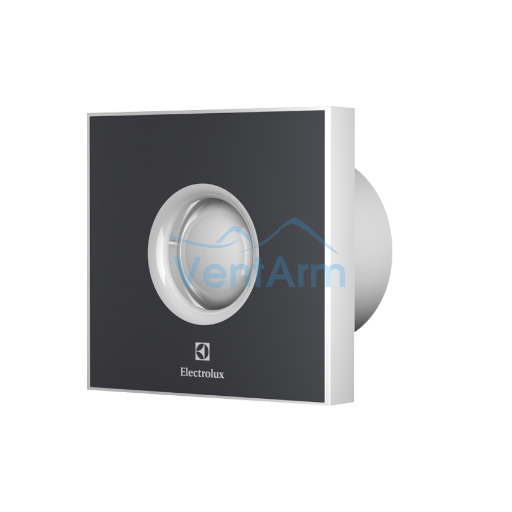 Вытяжной вентилятор Electrolux EAFR-120TH dark 20 Вт